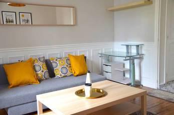 Location meublée appartement 2pièces 42m² Courbevoie (92400) - 1.190€