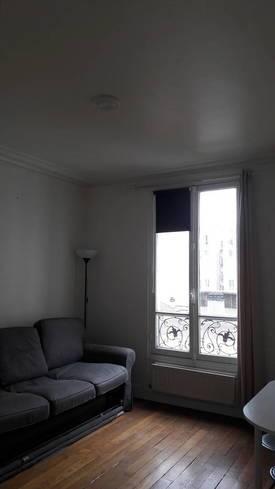 Location meublée appartement 2pièces 40m² Paris 20E (75020) - 1.350€