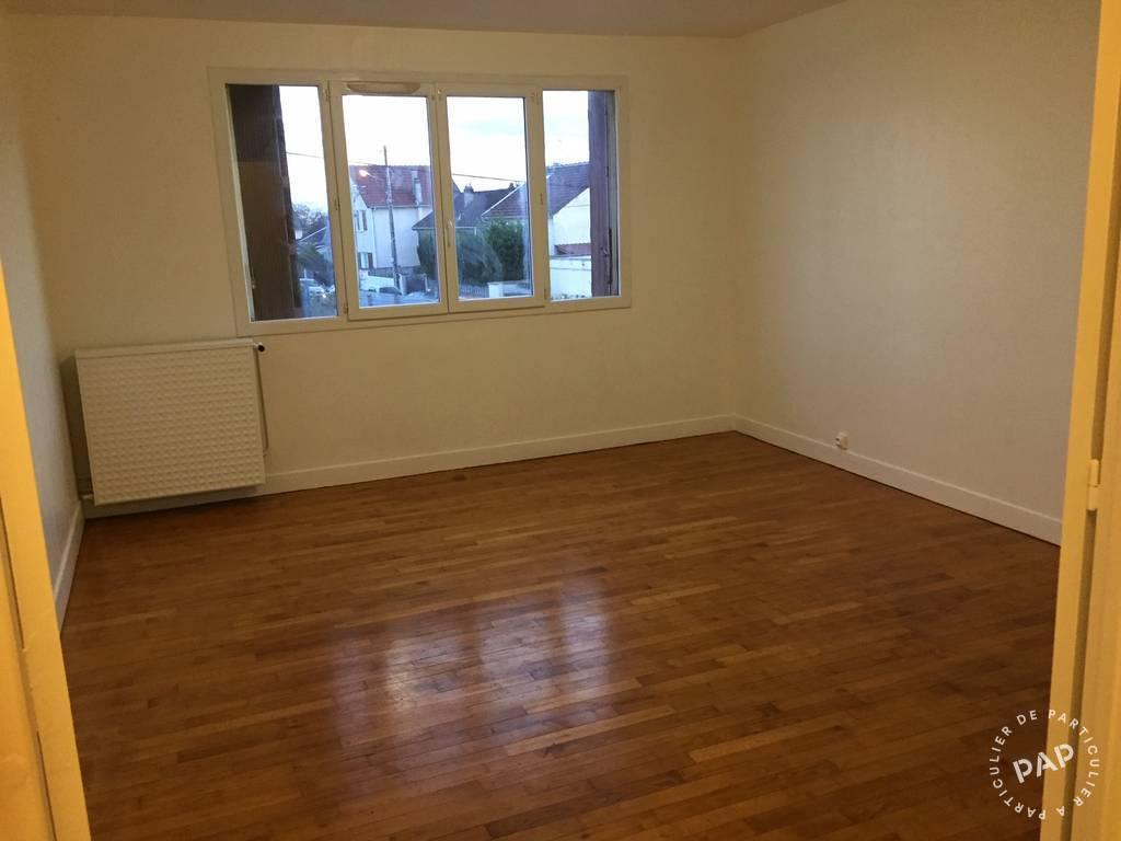 Location Appartement Goussainville (95190) 58m² 850€