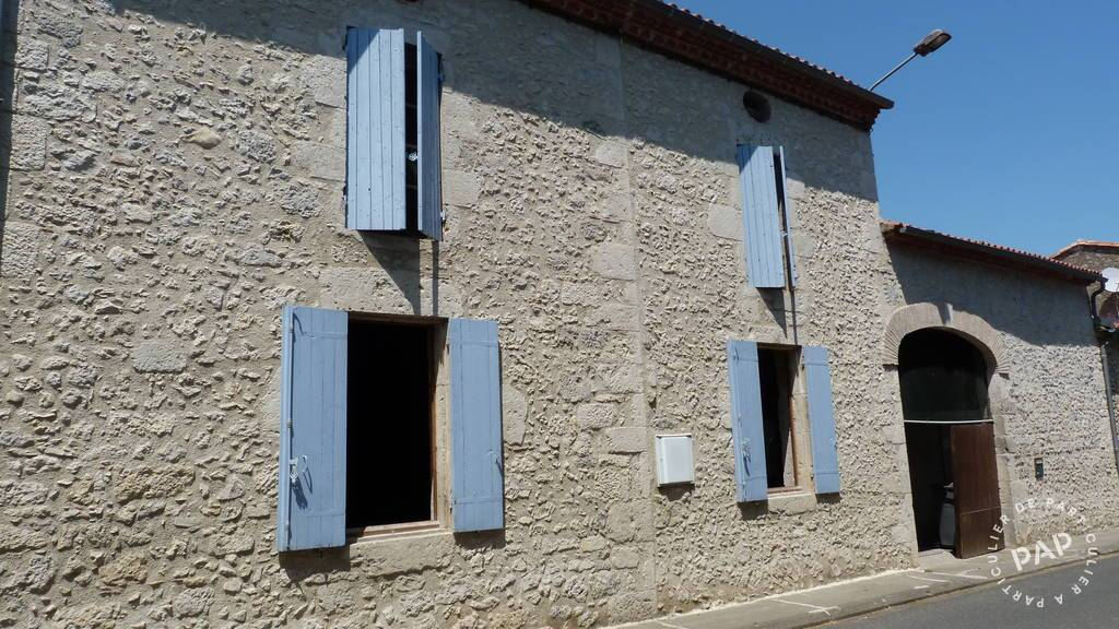 Vente maison 6 pièces Aiguillon (47190)