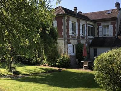 Vente maison 240m² Vieux-Moulin (60350) - 510.000€