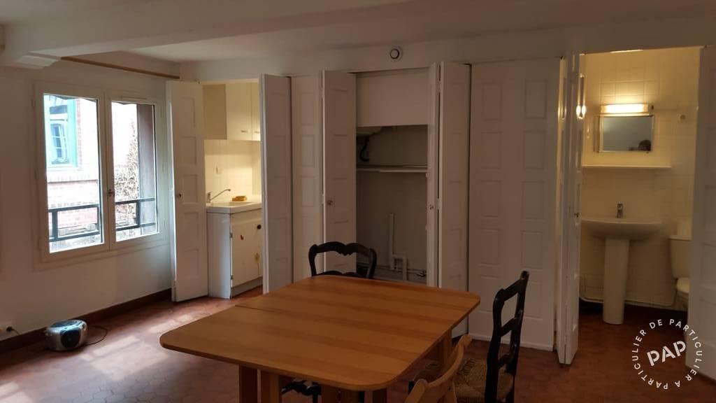 Location appartement studio Bernay (27300)