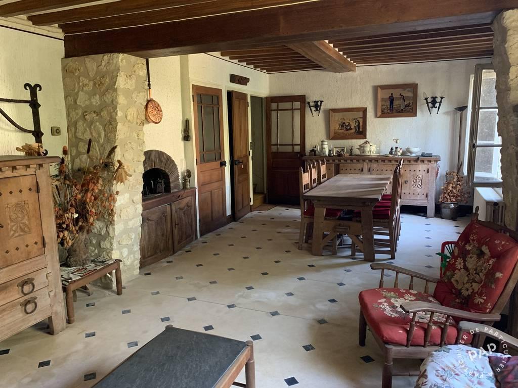 Vente Maison Saint-Cyr-Sur-Morin (77750)