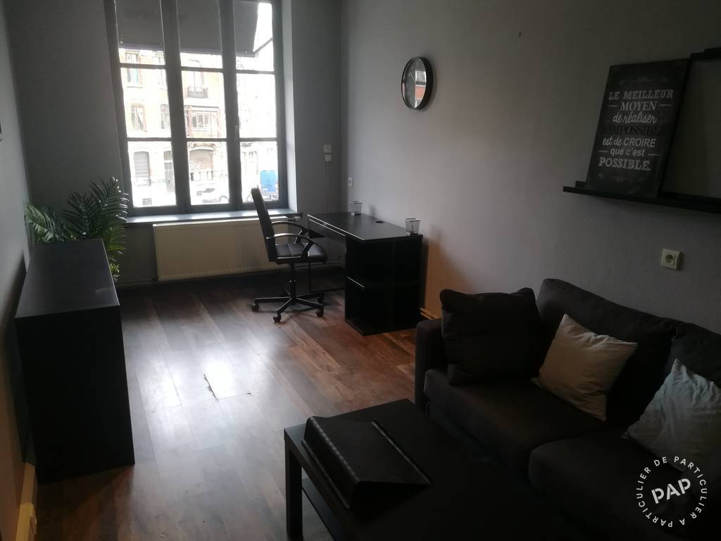 Location immobilier 630€ Lille (59000)