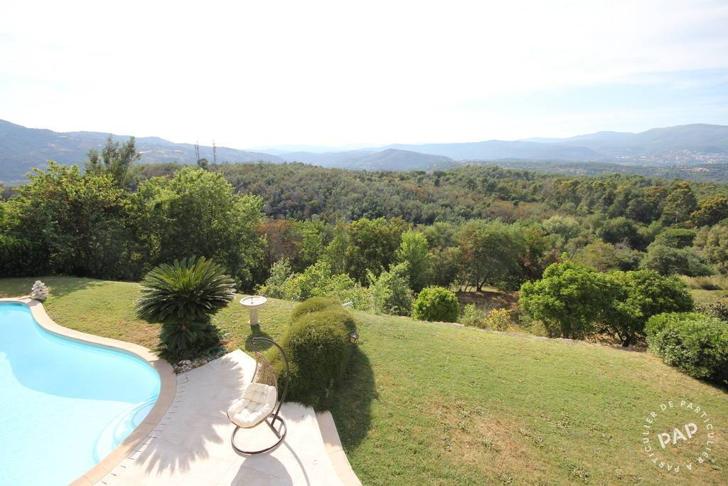 Vente immobilier 975.000€ La Roquette-Sur-Siagne (06550)