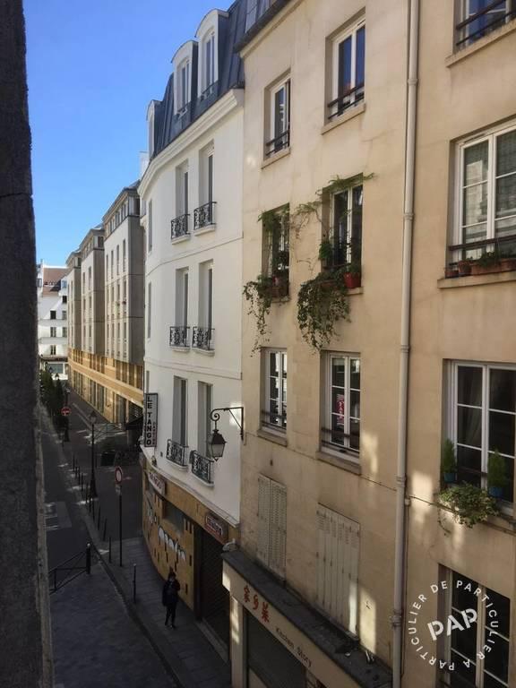 Vente immobilier 585.000€ Paris 3E (75003)