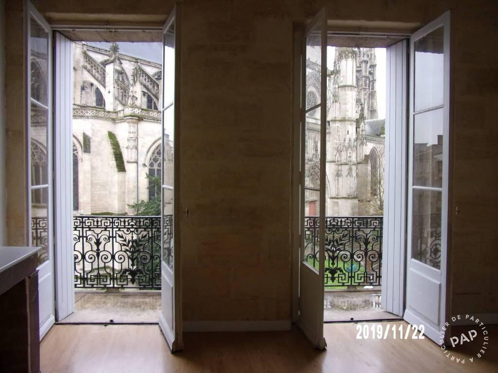 Location immobilier 660€ Bordeaux