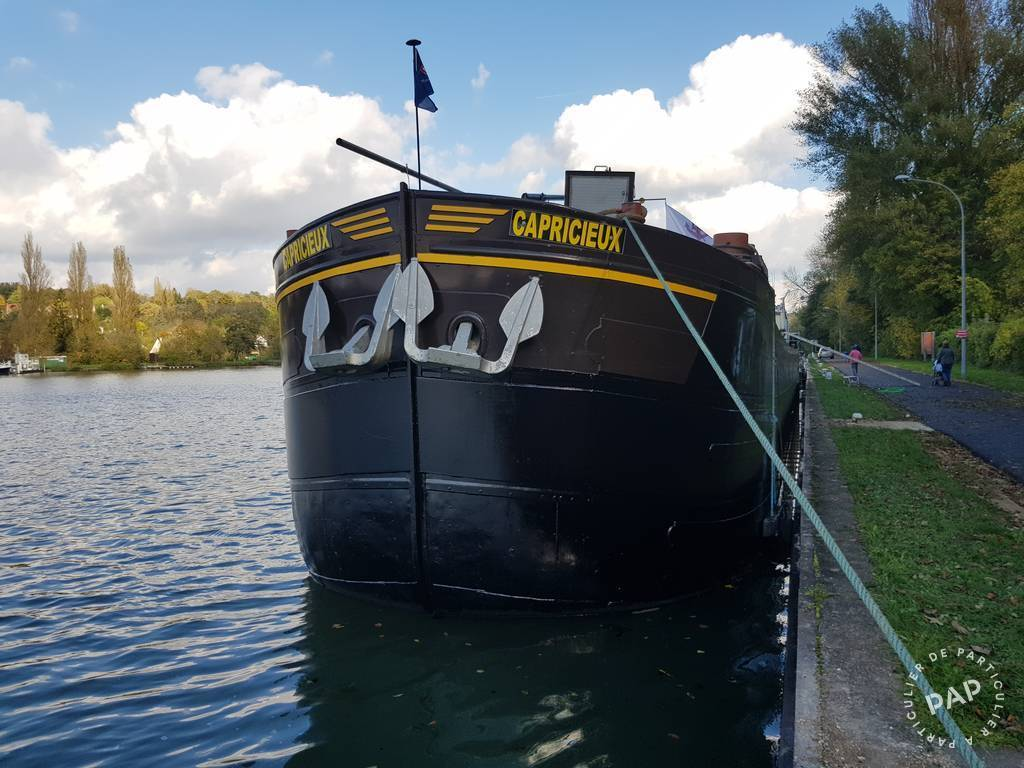 Péniche Paris 13E (75013) 135.000 €