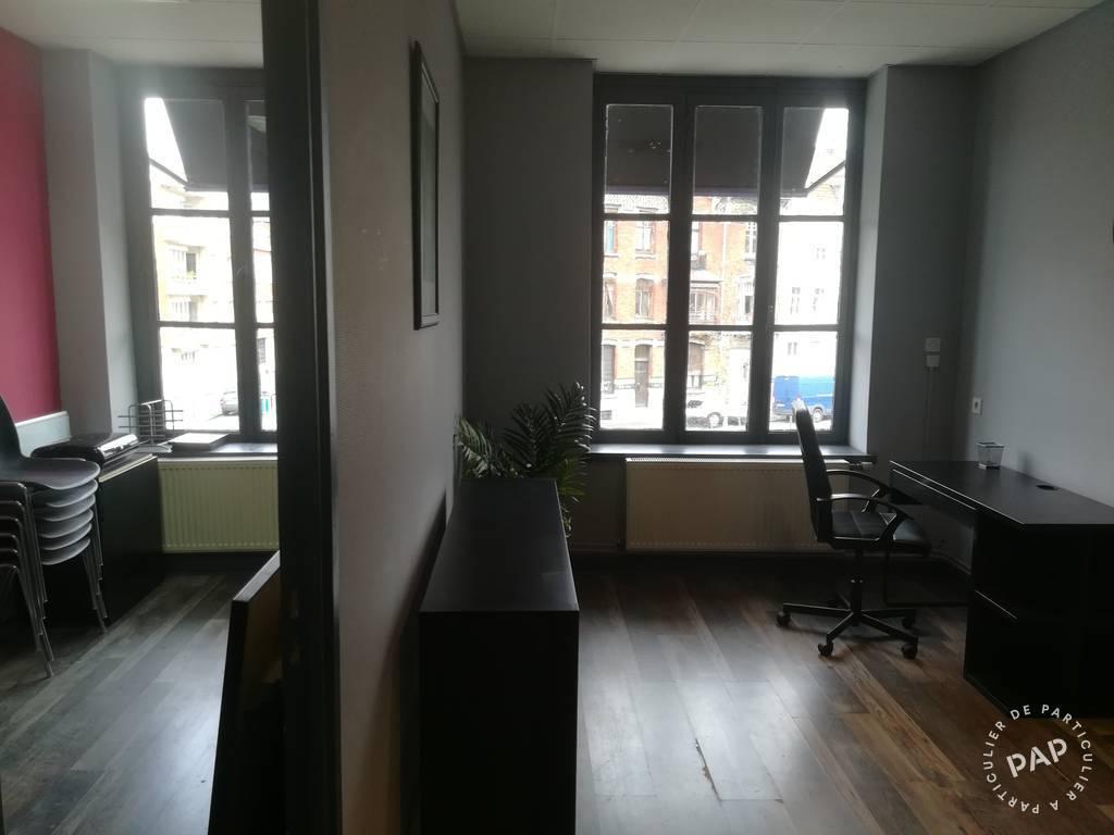 Bureaux et locaux professionnels Lille (59000) 630€