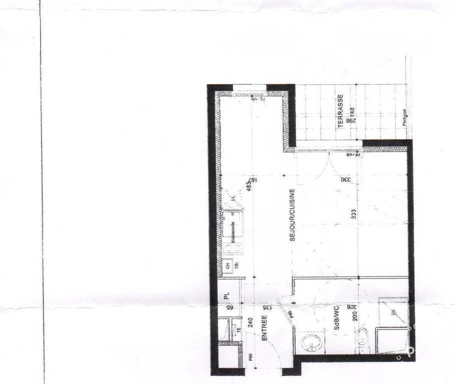 Appartement Melun (77000) 559€