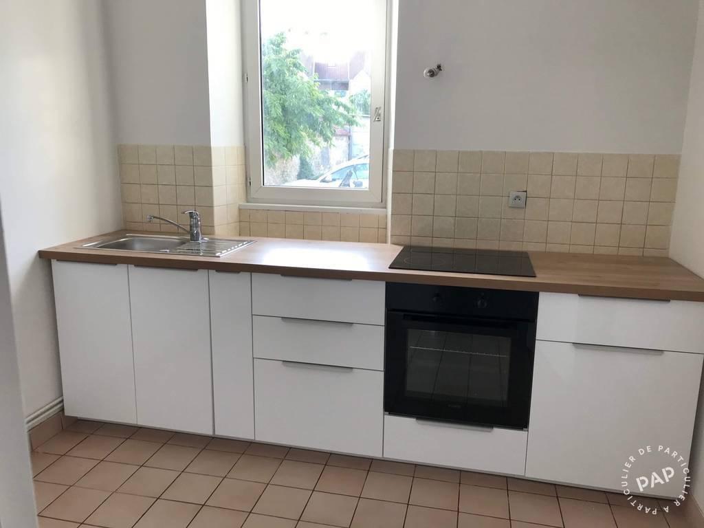 Location Appartement 56m²