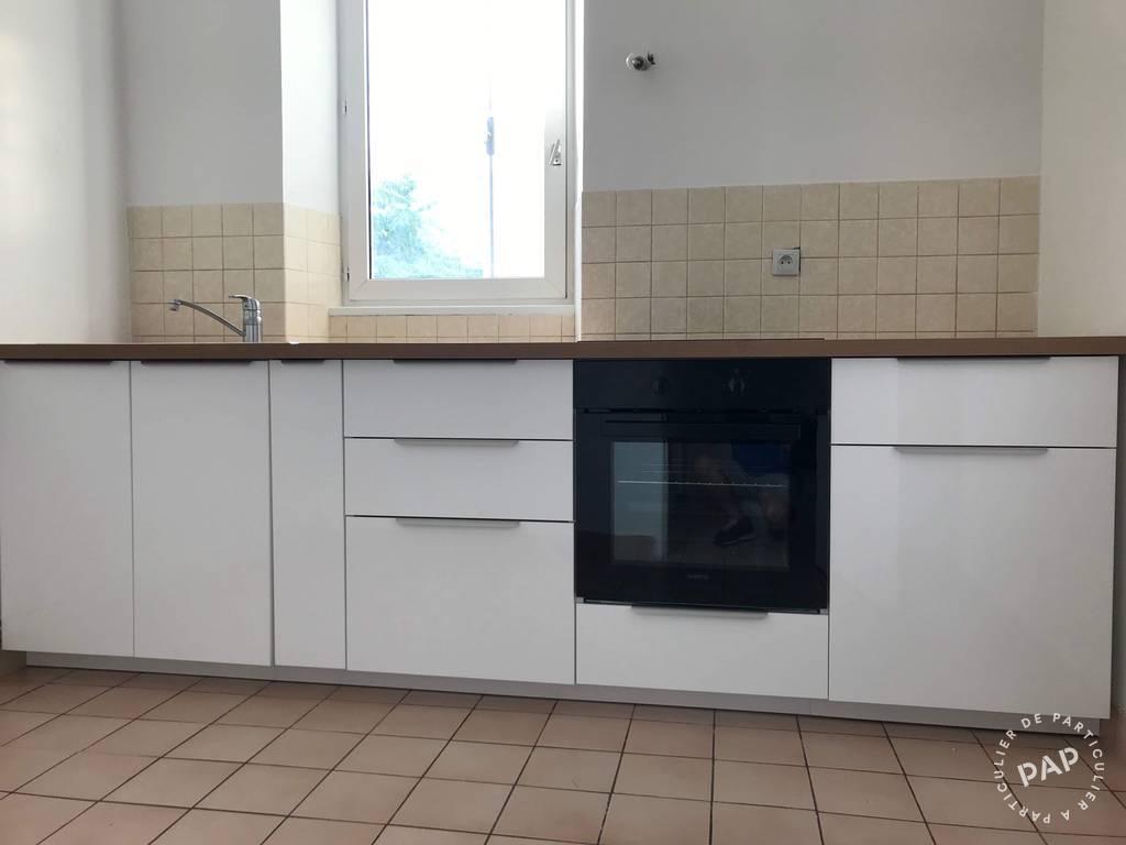 Appartement 850€ 56m² Melun (77000)