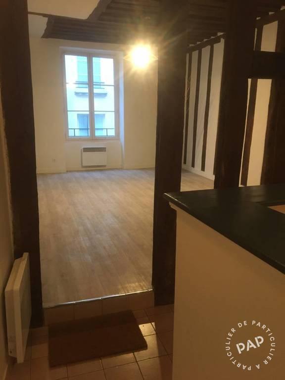 Appartement 585.000€ 43m² Paris 3E (75003)