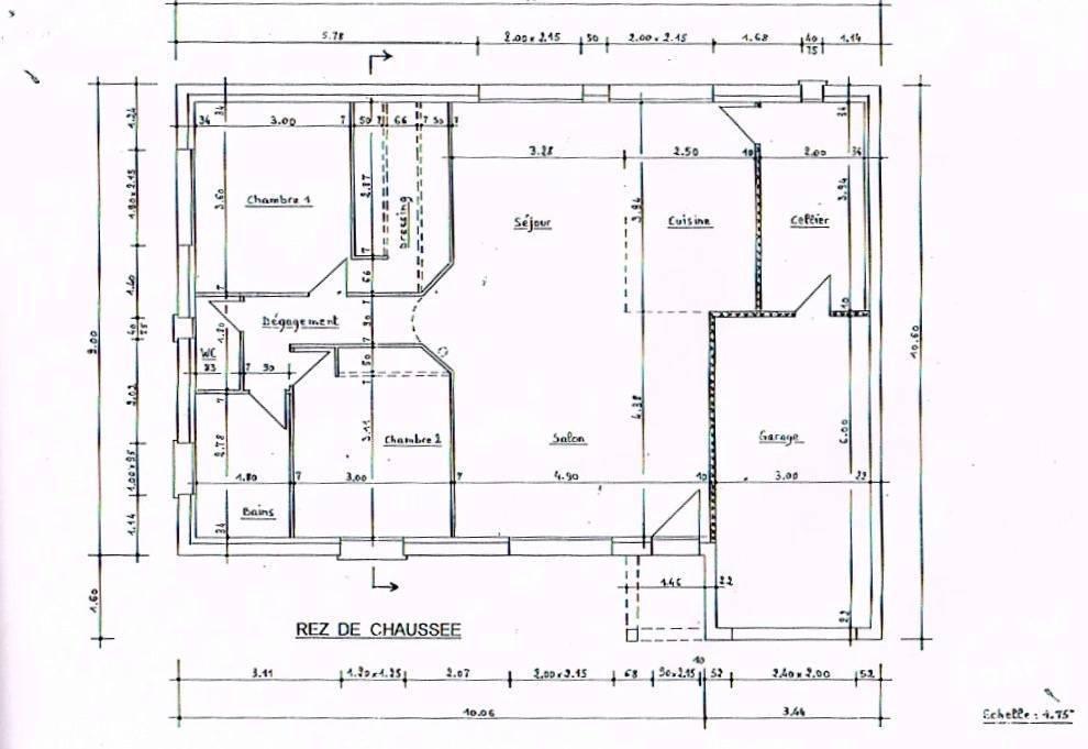 Maison 187.000€ 91m² Pannes (45700)