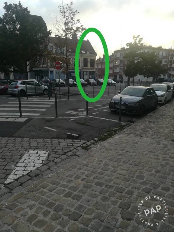 Location Lille (59000) 35m²