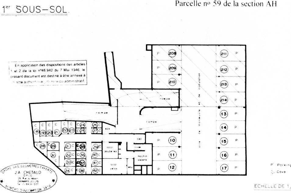 Immobilier Rambouillet (78120) 767€ 44m²