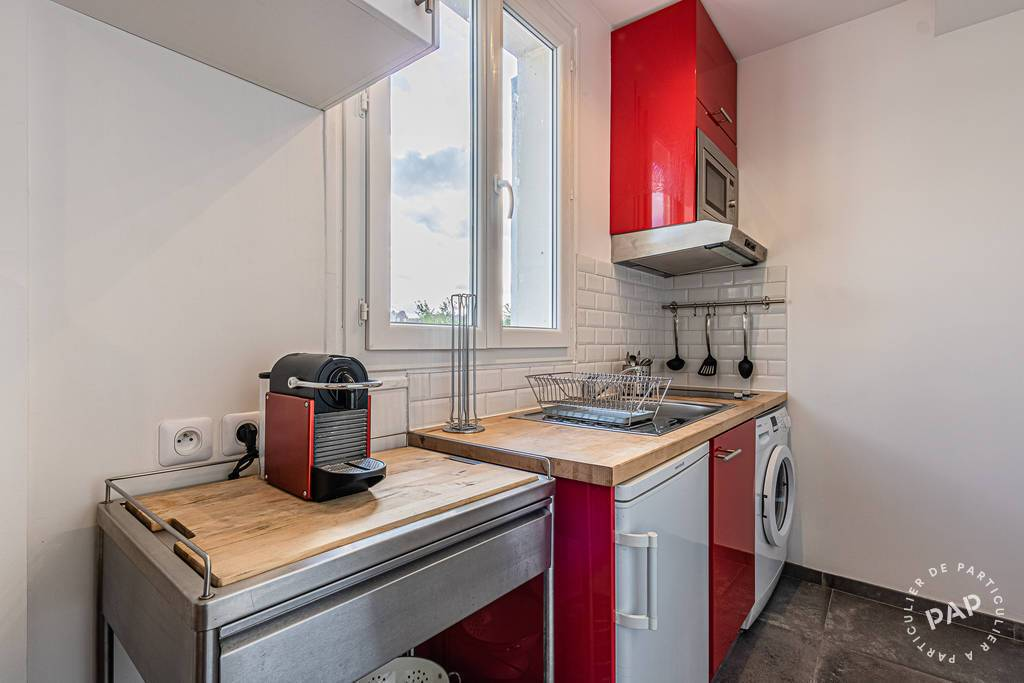 Immobilier Ivry-Sur-Seine 290.000€ 35m²