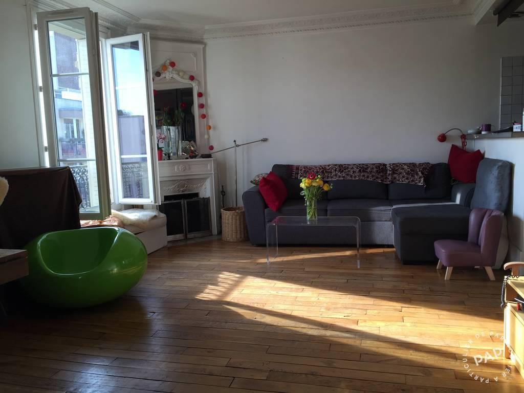 Vente Appartement Paris 20E (75020) 71m² 820.000€