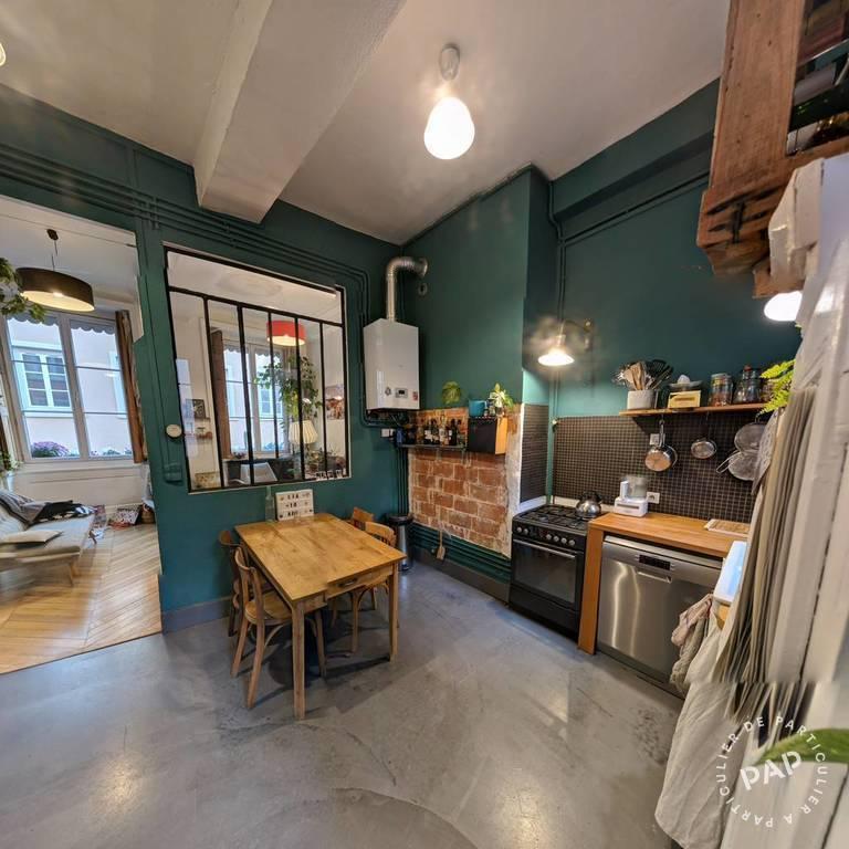 Vente Appartement Lyon 1Er (69001) 92m² 495.000€