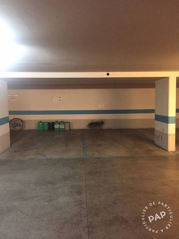 Location Garage, parking Paris 17E (75017)  185 €