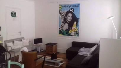 Location appartement 2pièces 43m² Paris 17E (75017) - 1.300€