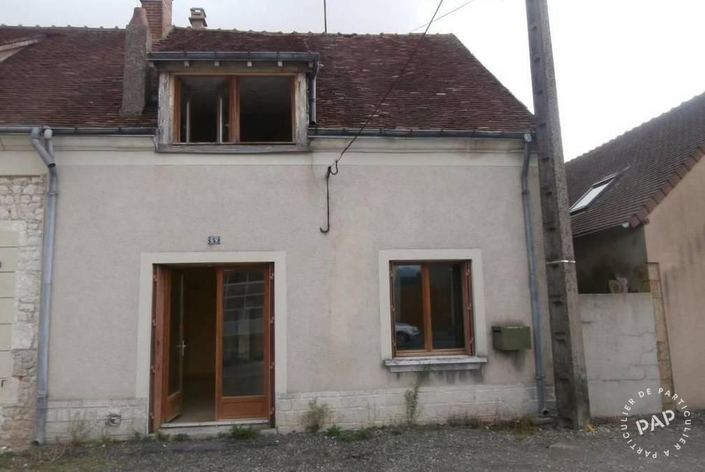 Vente maison 4 pièces Levroux (36110)