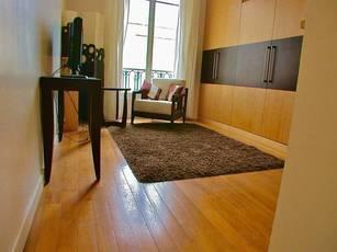 Location meublée studio 30m² Paris 17E (75017) - 1.200€