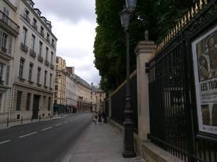 Location meublée chambre 9m² Paris 6E (75006) - 500€