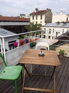 Location appartement 4pièces 70m² Le Pré-Saint-Gervais (93310) - 1.785€