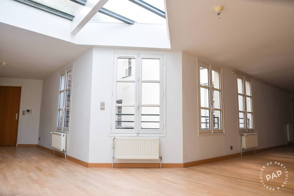 Vente appartement 5 pièces Compiègne (60200)