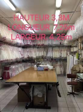 Vente local commercial 58m² Paris 10E (75010) - 725.000€