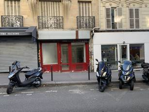 Location ou cession local commercial 50 m² Paris 18E (75018) - 2.370 €