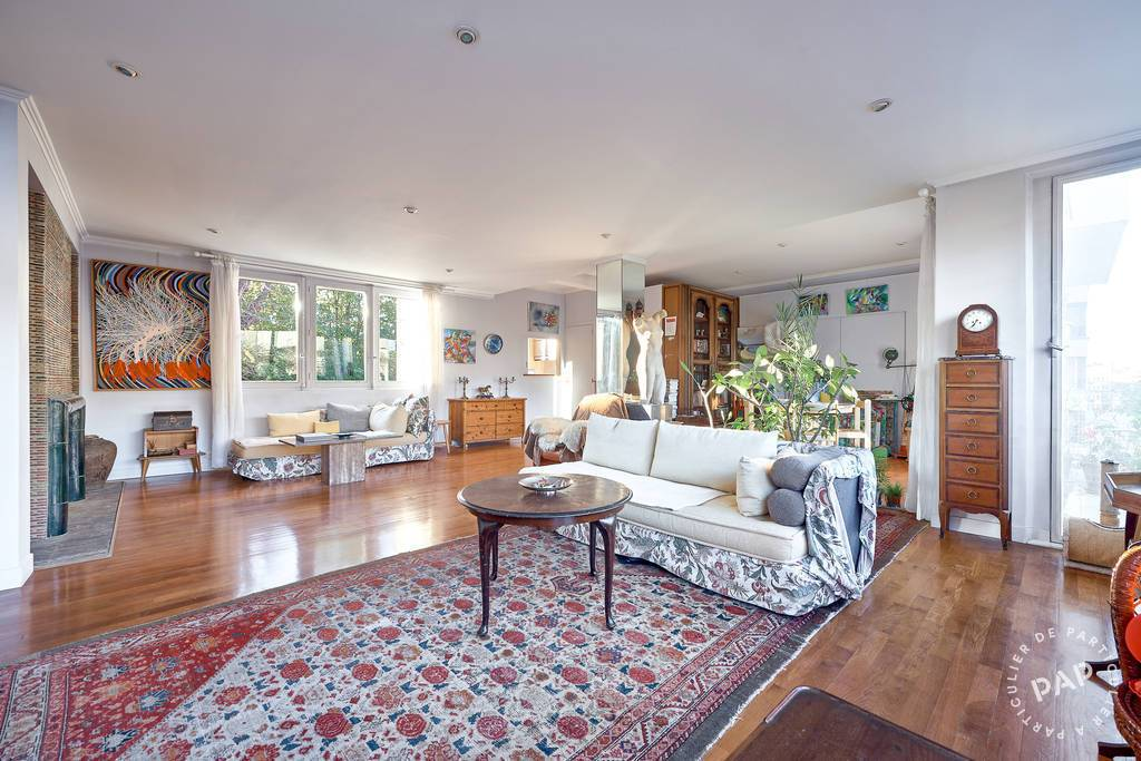 Vente Appartement Boulogne-Billancourt (92100) 172m² 1.890.000€