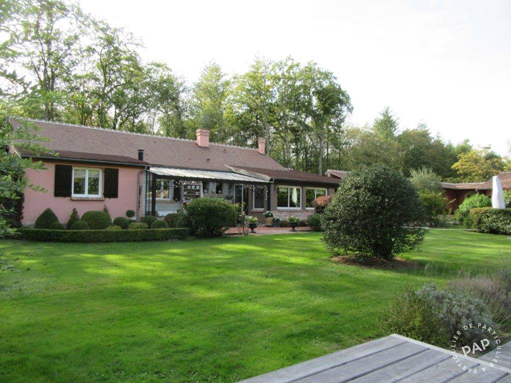 Vente maison 10 pièces Yvoy-le-Marron (41600)