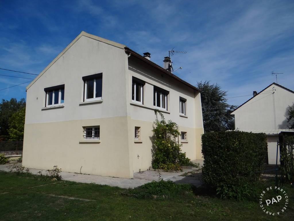Vente maison 5 pièces Saint-Pierre-lès-Nemours (77140)