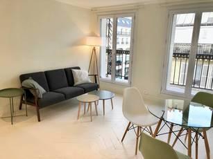 Location meublée appartement 2pièces 30m² Paris 9E (75009) - 1.590€