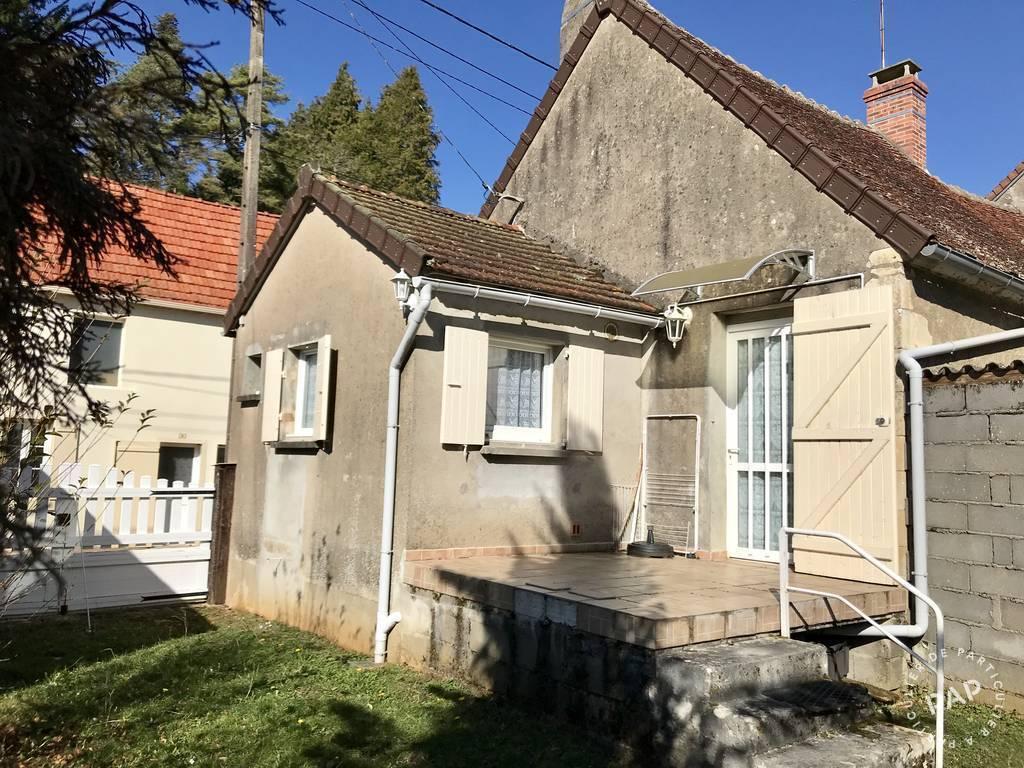 Vente maison 2 pièces Donzy (58220)