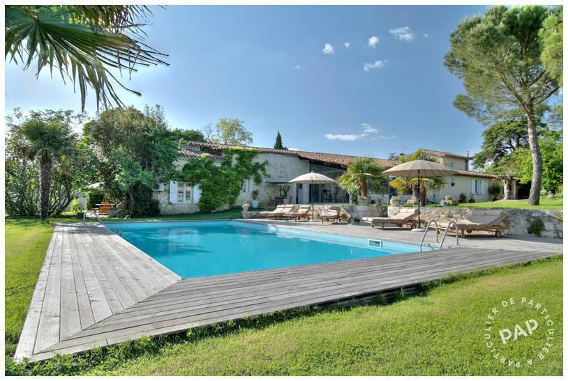 Vente Maison Propriété Sur Tournecoupe (32380) 480m² 720.000€