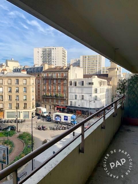 Vente appartement 2 pièces Paris 14e
