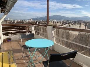 Location meublée appartement 3pièces 70m² Marseille 5E (13005) - 920€