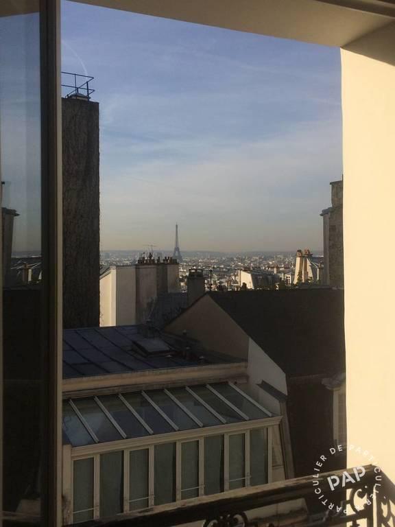 Vente Appartement Paris 18E (75018) 38m² 530.000€