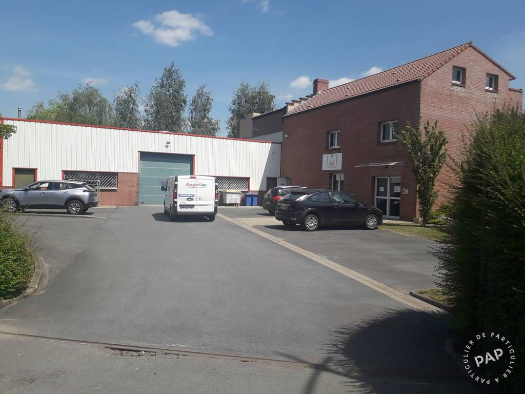 Vente Bureaux et locaux professionnels Douai (59500)