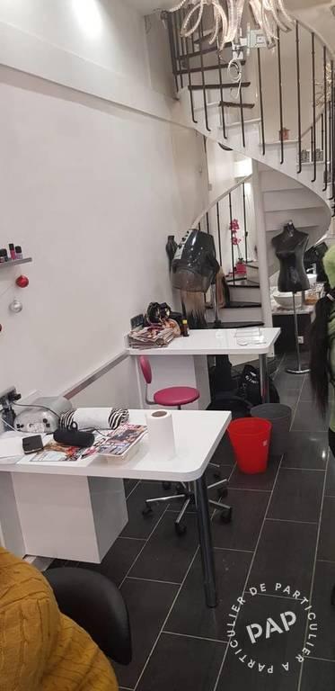 Vente Local commercial Paris 10E