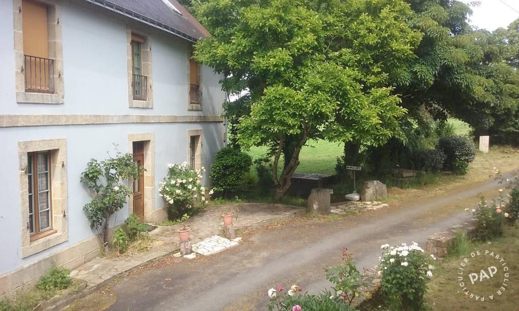 Vente Maison Locunolé (29310)