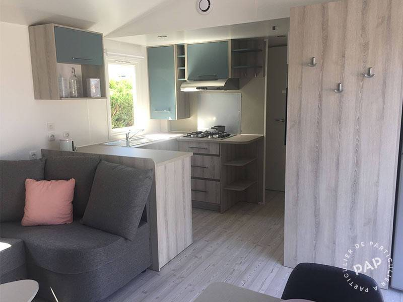 Vente Chalet, mobil-home Les Mathes (17570)