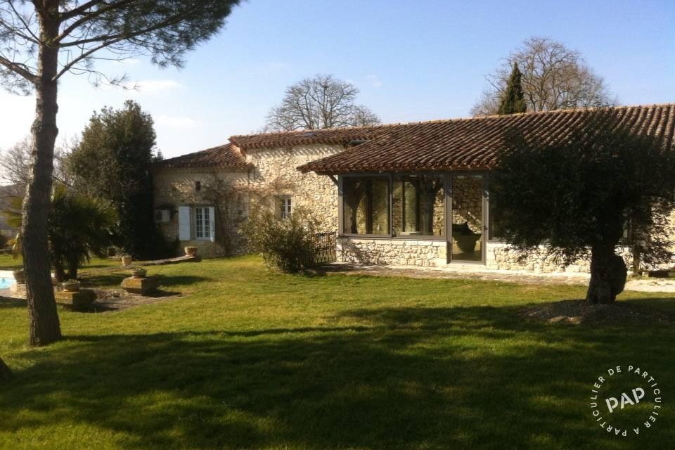 Vente Maison Propriété Sur Tournecoupe (32380)