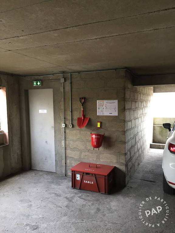 Location Garage, parking