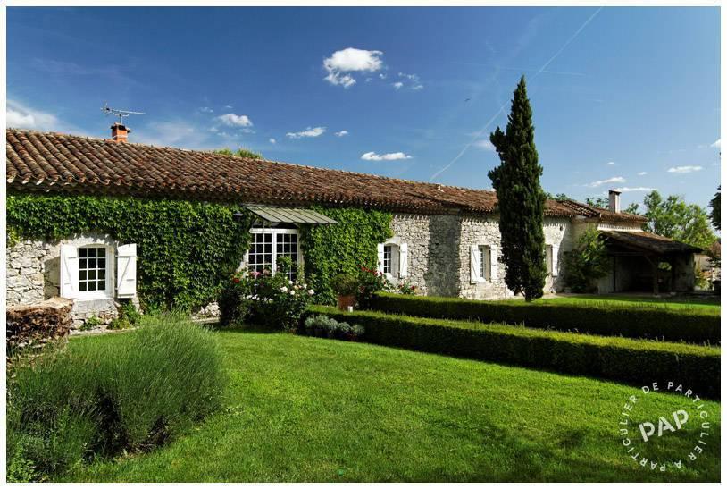 Vente immobilier 720.000€ Propriété Sur Tournecoupe (32380)
