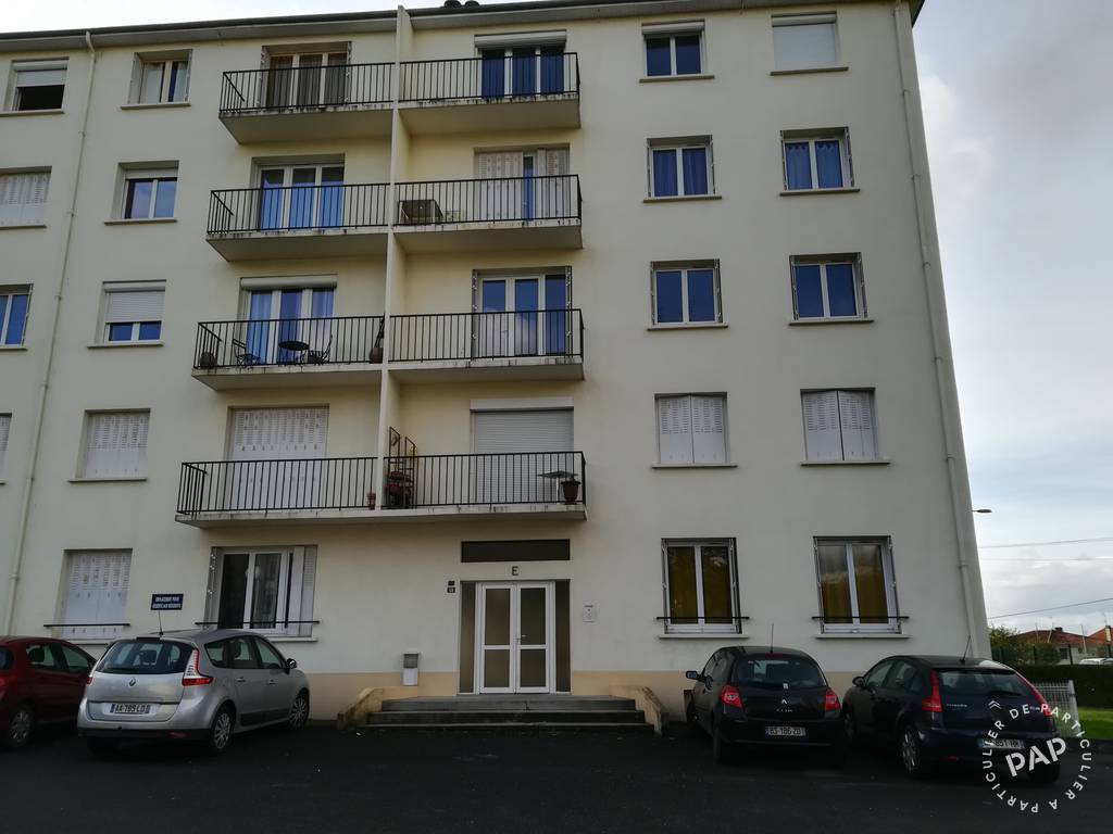 Appartement Angoulême (16000) 95.000€