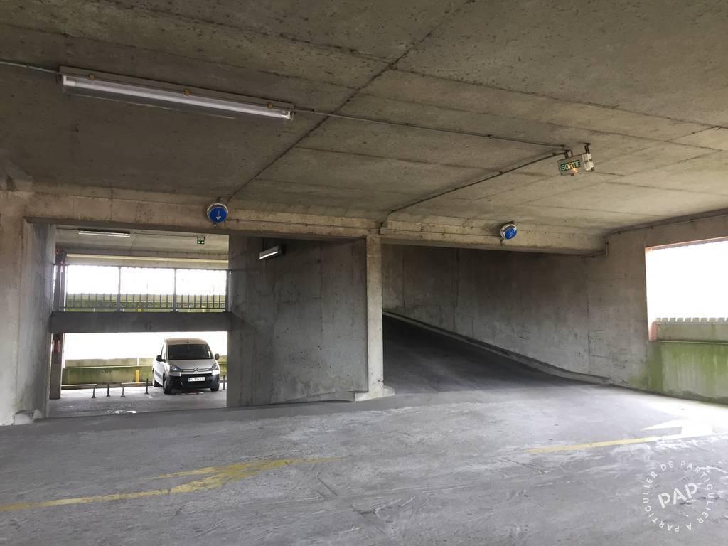 Garage, parking Évry (91000) 49€